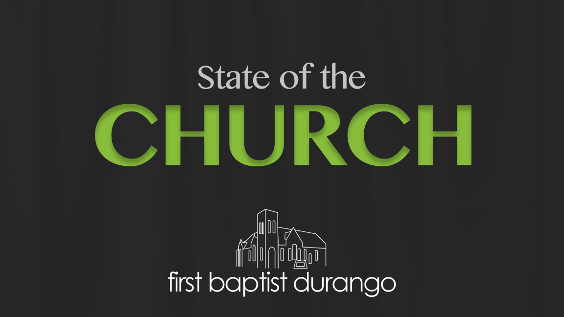 State Of The Church 2018
