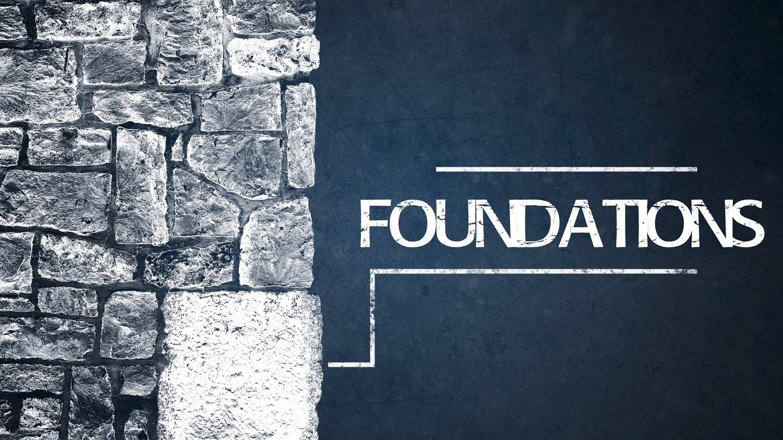 Foundations Recap