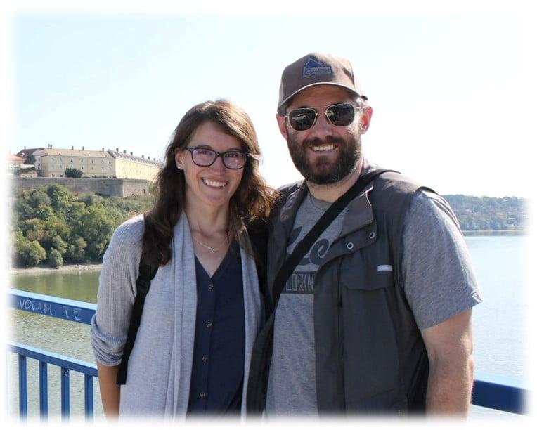 Mike & Rachel Wall, Christian Challenge