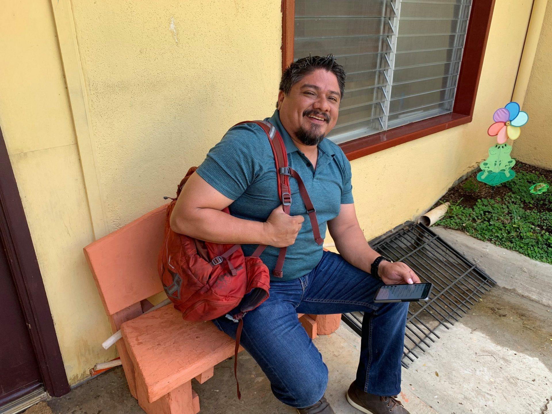 Junior Obregon, Campus Crusade, Nicaragua
