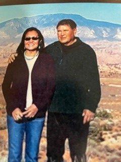Willie & Lena Tsosie