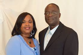 Gersan & Betty Valcin, Haiti